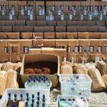 ترکی٫ ایک ٹن شراب٫ 50 ہزار سے زائد منشیات برامد