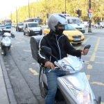 ترکی میں کورئیر مین ٹریفک حادثات کا شکار زیادہ ہوتے ہیں