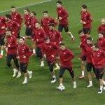 فٹ بال ، ترکی لیگ میچ میں کروسٹیا کی میزبانی کرئے گا